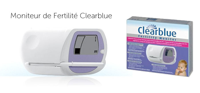 Le Moniteur de Fertilité Clearblue